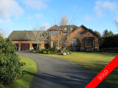 Southlands House and Acreage for sale:  4 bedroom 2,710 sq.ft. (Listed 2012-07-10)