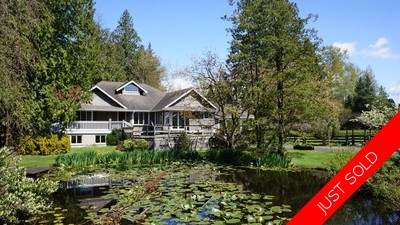 Campbell Valley Park  House and Acreage for sale:  3 bedroom 4,101 sq.ft. (Listed 2017-07-20)