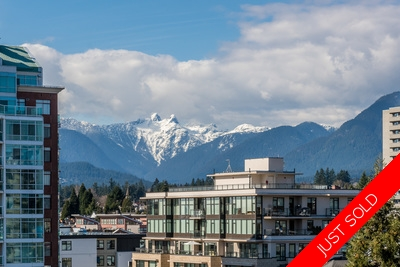 Lower Lonsdale Apartment for sale: Talisman Tower 1 bedroom 583 sq.ft. (Listed 2017-04-12)