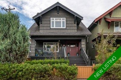 Kitsilano House for sale:  5 bedroom 2,682 sq.ft. (Listed 2020-12-30)